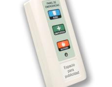 BL-300. Panel de Emergencia. Contiene un comunicador digital preparado para transmitir